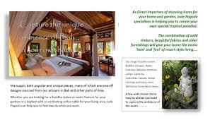 Home Decor Importers by Balinese Furniture U0026 Garden Décor Brisbane Jade Pagoda