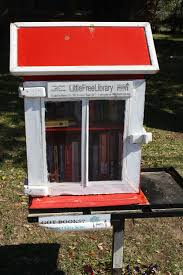 wedgewood couple opens diy library in their front yard fort