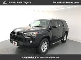 2018 new toyota 4runner sr5 premium 2wd at round rock toyota