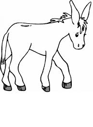 download coloring pages donkey coloring pages donkey coloring