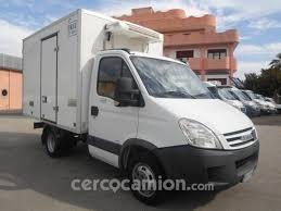 scaffali per furgoni usati iveco daily 35c12 cella con scaffali usato frigo e isotermico sa