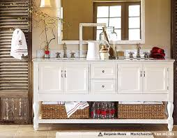 pottery barn bathrooms ideas magnificent 80 bathroom decorating ideas pottery barn design