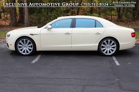 white bentley flying spur 2015 bentley flying spur stock 5nc041218 for sale near vienna