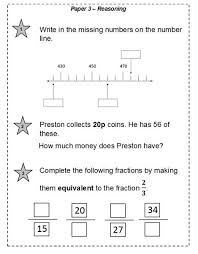 ks2 maths is easy practice papers 2016