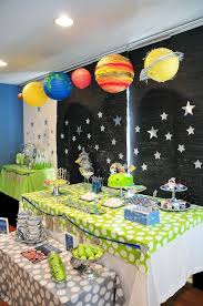 theme decor ideas best 25 outer space decorations ideas on space theme