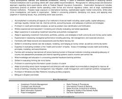 banking resume format investment banking resume format telephone banker bank template