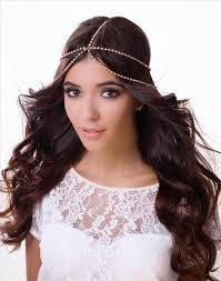 hair chains prom hair accessory ideas hair world magazine