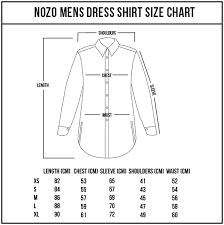 dress shirts size chart socialmediaworks co