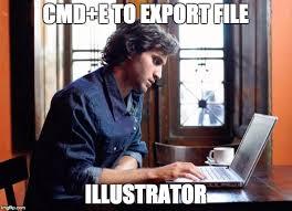 Meme Design - graphic design problems imgflip