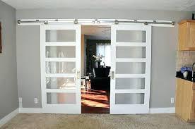Barn Style Interior Sliding Doors Pocket Barn Door Size Of Interior Doors Interior Sliding