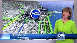 Chicago Traffic Map Abc Chicago Updates Traffic Maps Newscaststudio