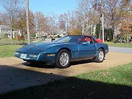 88 corvette for sale 1988 corvette convertible cars for sale