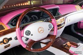 pink mercedes mercedes benz s600 guard vr6 vr7 by lady medni only cars and cars