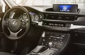 lexus steering wheel lexus gives 2018 ct 200h a final facelift and drops it from u s