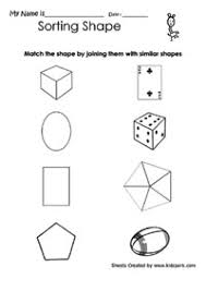 worksheet to identify rectangle shapes and color with yellow