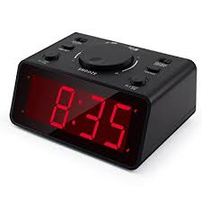 bedroom clocks amazon com itronics led digital alarm clocks for bedroom heavy