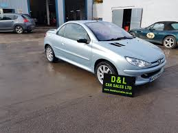 pequot car used peugeot 206 allure for sale motors co uk