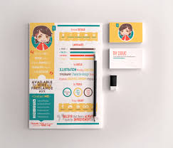 Infographic Resume Template Free Download Free Unique Resume Template Creative Specks