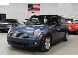 2010 Mini Cooper Interior Classic Mini For Sale On Classiccars Com 22 Available