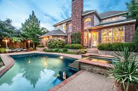 house with pool house with pool for sale in flower mound tx joni koch real estate