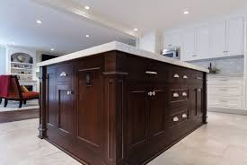 kitchen islands with columns kitchens nott u0026 associates