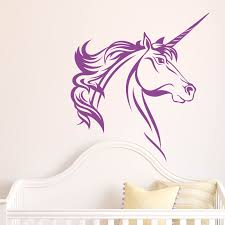 unicorn fantasy wall sticker world of wall stickers