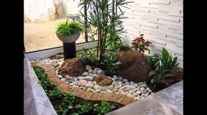 rock garden bridge creative stone arrangement garden bridge design