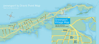Southampton New York Map by Map U0026 Directions U2014 On Greenport