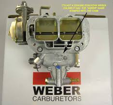 honda accord civic 75 to 83 cvcc high performance weber carb