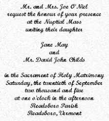 proper wedding invitation wording wedding invitation wording etiquette dhavalthakur