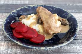 crock pot country style pork ribs with mushrooms recipe