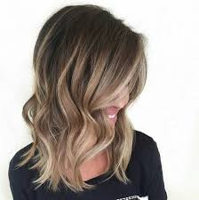 medium length hair with ombre highlights 60 balayage hair color ideas with blonde brown caramel and red