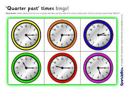 quarter to u0026 quarter past times primary teaching resources and