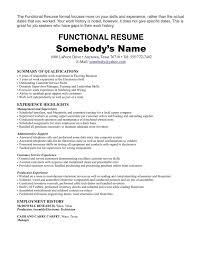 Some Experience Resume Work History Resume Resume Templates