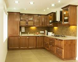 Kitchen Furniture For Small Spaces Interesting Simple Kitchen Interior Design India This To