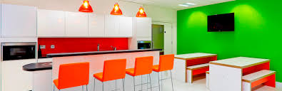 innovative office design and fit out management