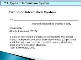 Stair Definition Chapter 7 Information System Ppt Video Online Download
