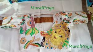 Mural Painting Designs by My Kerala Mural Painting Experiments