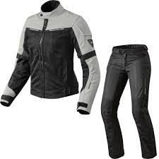 womens motorcycle jacket rev it airwave 2 ladies motorcycle jacket u0026amp trousers white