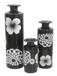 Hand Painted Vase Hand Painted Flower Vase Haath Chitrit Phooldan Manufacturers