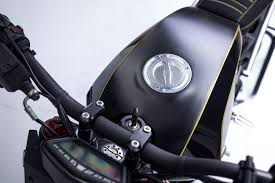 more than meets the eye a fully transformed ducati tracker from