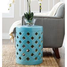 ceramic drum side table outdoor patio tables ideas excellent ceramic drum side table 23 in beautiful side tables ideas with ceramic drum side table