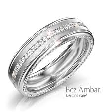 white gold mens wedding band the significance of men s wedding bands