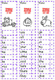 tricky word ladders test sheet 1 30 how to raise my future