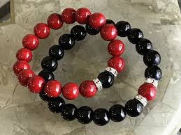 bracelet design beads images Spectacular idea red bead bracelet most interesting men s jpg