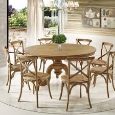 Light Wood Dining Room Sets 8 Seat Kitchen U0026 Dining Tables You U0027ll Love Wayfair