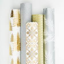 silver glitter wrapping paper wrap glitter gold silver scroll wrapping paper sheets