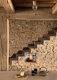 escalier entre cuisine et salon escalier entre cuisine et salon 0 une ancienne ferme moderne au