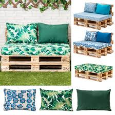 cushions for pallet patio furniture designer prints euro pallet seating cushion pads garden patio