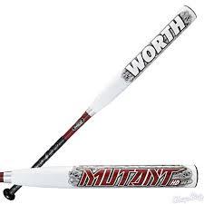 worth mutant worth mutant hd softball bat slowpitch 120 sbmtu usssa